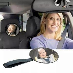 babyspejl til bagsædet - bil