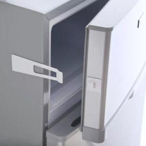lås til køleskab og fryser